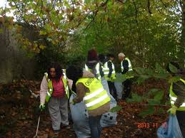 100 Wunderground Dublin CleanUp At St Jamess Walk 8 By The Church Of God
