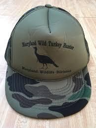 100 Ccx Trucking CAMO Trucker Cap Maryland Wild Turkey Hunter Camouflage Etsy