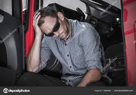 100 Truck Driver Pictures Trucking Tattoo Frustrated Stock