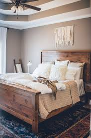 Image Of Best 25 Rustic Master Bedroom Ideas On Pinterest Country Throughout