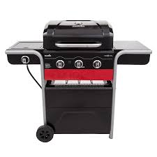 Patio Bistro Gas Grill Manual by Char Broil Grills Smokers And Fryers At Lowe U0027s
