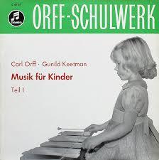 carl orff gunild keetman orff schulwerk musik für