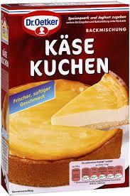 dr oetker käse kuchen 570 g