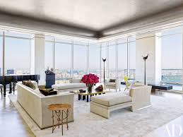 100 Contemporary Apartment Decor This Modern New York Penthouse Features Panoramic Views And