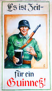 The Nazi Guinness Posters They Dont Want You To See