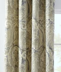 Jacobean Style Floral Curtains by Casablanca Rod Pocket Curtains Country Curtains