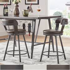 Buy Swivel Kitchen & Dining Room Chairs Online At Overstock | Our ... Shower Swivel Chair Elegant Chromcraft Tilt Caster Chai T Ding Room Table Chairs Home Design Explained Rolling Kitchen Hcom 35 Quot Trolley Fniture Sets Round Tables And Living Spaces Company 5 Piece Set With With Casters Amazing Casual Wheels Buy Club Sevenstonesinccom 20 Inspirational For Iron Wood