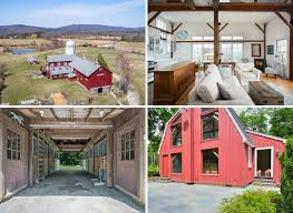 100 Barn Conversions To Homes Are Barns The Next Williamsburg Millennials Head Out Of NYC