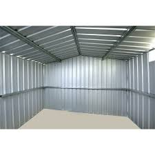 absco sheds large w50 cyclone kit bunnings warehouse