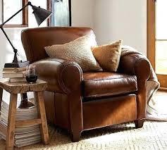 Natuzzi Pavia Leather Club Recliner Chair Manhattan Leather Club
