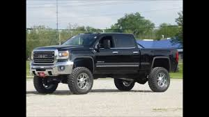 2015 GMC Sierra 2500HD Diesel Crew Cab 4WD SLT Lifted Truck - YouTube Coolest Lifted Trucks At The 2013 Sema Show Photo Image Gallery Ford With Stacks Of Bronco Gmc Black Lifted Truck Pinterest Gmc Sierra Ford On Instagram 23884 3 2006 Ranger Leveling Kit Body Lift Fuel Revolver Cversion 4x4 Dave Arbogast 1987 Chevrolet Silverado 1500 V10 44 Black For Sale Tuscany Near Nappanee In Upfitted Truck Sales My Ideas Custom Hendrick Hoover Al Dealership Dodge Ram Awesome Mud Trucks