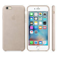 Amazon Apple OEM Leather Case for iPhone 6 Plus 6s Plus