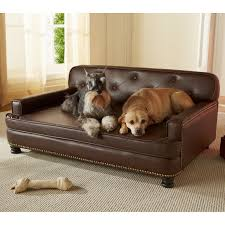 Snoozer Overstuffed Sofa Pet Bed by 28 Pet Sofa Bed Pet Sofa Bed Chesterfield Faux Leather Large