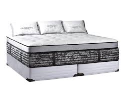 Aerobed Queen With Headboard by Furniture Aerobed Classic Double High Mattress With Pump