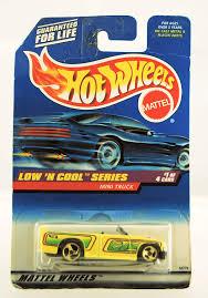 100 Custom Mini Truck Parts Amazoncom Hot Wheels 1998 Low N Cool Series