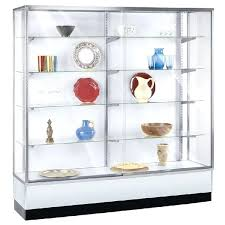 Wall Display Case Mounted Cases For Collectibles