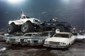 100 Monster Trucks Names Bigfoot Vs USA1 The Birth Of Truck Madness HISTORY