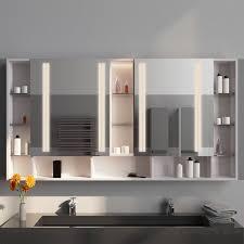 spiegelschrank mit licht alba