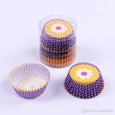 Mini Size Assorted Paper Cupcake Liners Muffin Cases Baking Cups