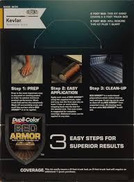 Duplicolor Bed Armor Spray by Krylon Bak2010 Bed Armor Kit 1 Gallon Dupli Color Bed Armor Diy