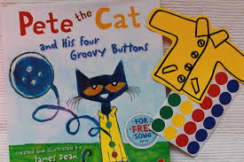 Pete The Cat Classroom Themes by Button Clipart Pete The Cat China Cps