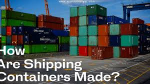 100 Sea Container Accommodation How Are Shipping S Made