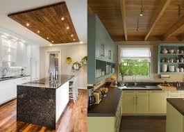 Original Wooden Ceiling Eco Kitchens 2018 Kitchen Trends
