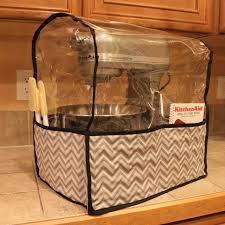 Best Handmade Clear Quilted Kitchenaid 5 6 Quarts Bowl Lift Mixer