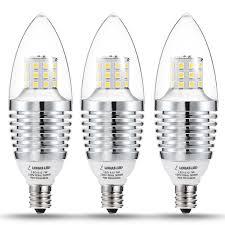 lohas candelabra led bulbs 7w led light 65w 70w incandescent