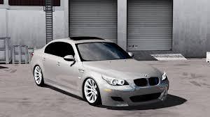 ETS 2 BMW 5 Series E60 Araba Paketi