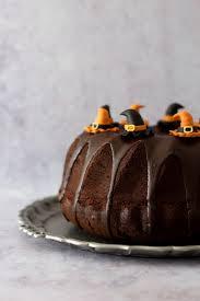 schwarzer hexenkuchen für