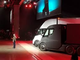 Elon Musk Channels Knight Rider With His Roadster-Semi Reveal ...