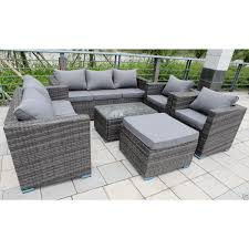 Garden Patio 8 Seater Rattan Sofa, Chairs And Table Set Maze Rattan Kingston Corner Sofa Ding Set With Rising Table 2 Seater Egg Chair Bistro In Brown Garden Fniture Outdoor Rattan Wicker Conservatory Outdoor Garden Fniture Patio Cube Table Chair Set 468 Seater Yakoe 8 Chairs With Rain Cover Black Round Chester Hammock 5 Pcs Cushioned Wicker Patio Lawn Cversation 10 Seat Cube Ding Set Modern Coffee And Tea Table Chairs Flower Rattan 6 Seat La Grey Ice Bucket Ratan 36 Jolly Plastic Philippines Small 4 Chocolate Cream Ideal