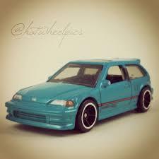 030 - 1990 Honda Civic EF - 2014 Hot Wheels HW City