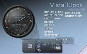 horloge météo logiciels gratuits