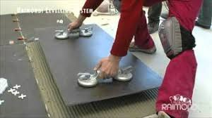 how to use the raimondi leveling system part 5 using other tile