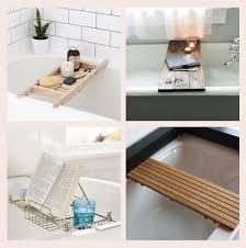 Teak Wood Bathtub Caddy by 12 Bathtub Caddies Design Crush