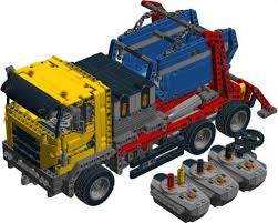 LEGO MOC-5738 42024 Container Truck Motorized & RC (Technic 2016 ... Lego Ideas Product Ideas Technic Remote Control Flatbed Truck Dump Trailer New Lego Rc Tipping Lorry Rc Unimog Firetruck Moc Motorizedfull Pf Youtube Minifig Scaled Truck 42078 Mack Anthem Test Mod Images Racingbrick 42065 Tracked Racer At John Lewis Partners Moc12660 Custom Mack Modification 2017 Custombricksde Model Arocs Slt Hst Ultra Ts1 Wolf Off Road 24ghz Car 9398 44 Crawler Retired Trophy Monster