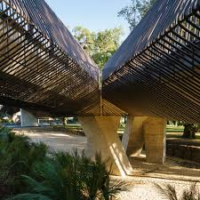 100 Wardle Architects John And NADAAA Tanderrum Pedestrian Bridge