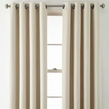Jc Penney Curtains With Grommets by Jcpenney Home Aurora Blackout Grommet Top Curtain Panel Jcpenney