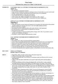 Call Center Customer Service Representative Resume Samples Velvet Jobs Best Of Rep
