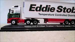100 Stuber Trucks Stobart Emma Jade H4663 Atlas Editions YouTube