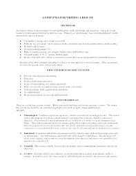 Summary On A Resume Examples Best Good For This Is