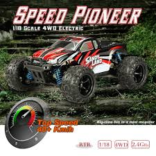 GoolRC 1/18 2.4GHz 4WD Sandy Land Monster Truck RC Car Remote ... Remote Control Team Monster Truck Patriots Proshop Exceed Rc Microx 128 Micro Scale Ready To Run 24 Trucks Hit The Dirt Truck Stop Hsp Savagery 18 Brushless Lipo 4wd Rtr 24ghz Redcat Rampage Mt V3 15 Gas Cars For Sale Home Build Solid Axles Monster Truck Using Transmission R Bigfoot No1 Original 110 2wd By Eu Sst 1928v2 24ghz 3ch Brushed 45kmh Electric 118 Offroad Car Challenge 2016 World Finals Hlights Youtube Racing 94062 Monster Scale Electric Powered Off