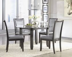 20 Beautiful White Leather Dining Room Chairs