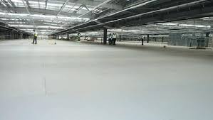 Level Floor For A Mezzanine Cost To Concrete Basement