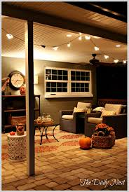 Threshold Heatherstone Wicker Patio Furniture by Fall On The Back Porch