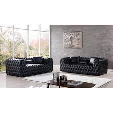 100 Foti Furniture 2 Piece Living Room Set Allmodern Living Room Sets Leather Sofa Set Faux Leather Sofa