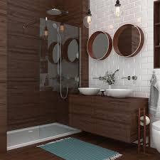 walk in duschwand aus glas nach mass badezimmer