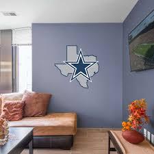 Cheap Dallas Cowboys Room Decor by Dallas Cowboys Fathead Wall Decals U0026 More Shop Nfl Fathead